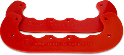 Snow blower auger paddles